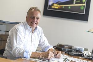 Hans van Someren - Directeur VS Rubber Recycling BV