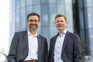 Paul Hermsen en Martijn Herder - directie INTHER